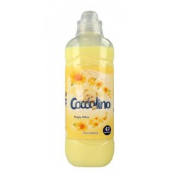 Coccolino Happy Yellow płyn do płukania tkanin koncentrat 1050 ml