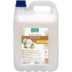ABE Mydło w płynie kokosowe 5l