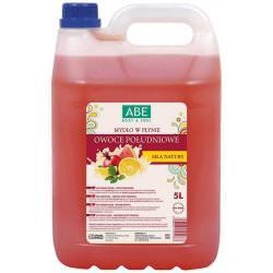 ABE Mydło w płynie owoce południowe 5l
