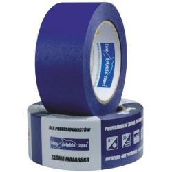 BLUE DOLPHIN TAŚMA MALARSKA NIEBIESKA 30MMx50M