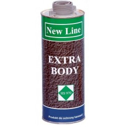 Baranek EXTRA 1,8 KG czarny ochrony karoserii