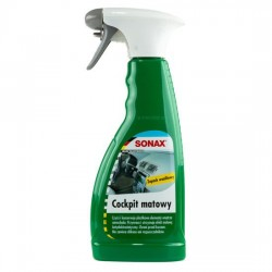 SONAX COCKPIT SPRAY matowy vanilia 500ml