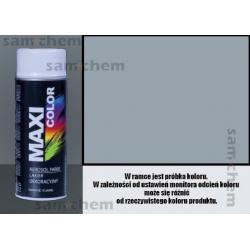 Farba SPRAY 7001 POPIELATY JASNY maxi color MOTIP 400ML