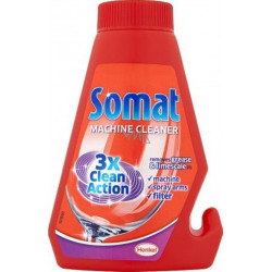 Somat Machine Cleaner 3x Clean Action preparat do czyszczenia zmywarek 250 ml