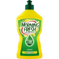 MORNING FRESH (450ML)LEMON DO N