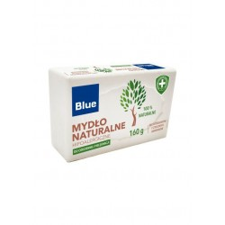BLUE mydło naturalne hipoalergiczne 160g
