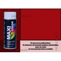 Farba SPRAY 3003 CZERWONY RUBINOWY maxi color MOTIP 400ML